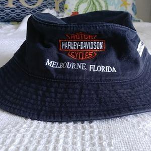 Harley-Davidson Melbourne Florida hat